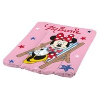 KEEEPER (OKT) Матрас для пеленания DISNEY MINNIE MOUSE розовый