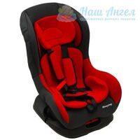 Автокресло LB 303 F (DEEP RED+BLACK)